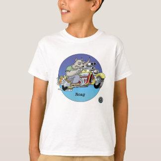 Kids T Shirt - Roag, Bikers are Animals ©