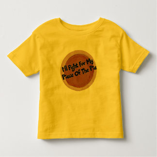 Kids T-Shirt - Thanksgiving Pumpkin Pie