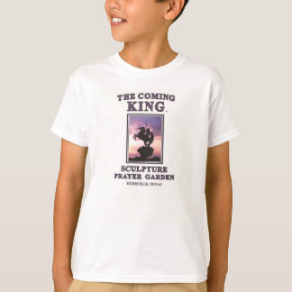 "Kids T-Shirt - ""The Coming King"""