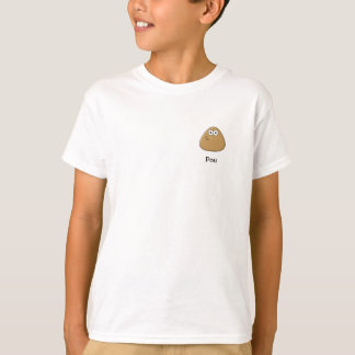 Kids T-shirt w/ Pou Icon
