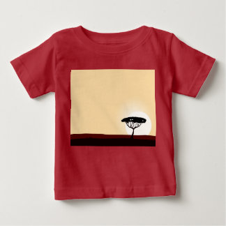 KIDS T-SHIRT with africa tree