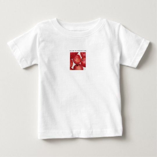Kid's t-shirt with apple design