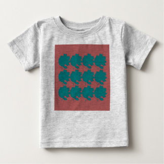 Kids t-shirt with  flowers