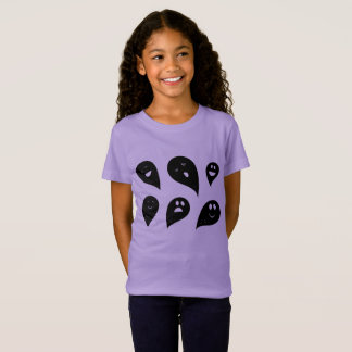 Kids t-shirt with Ghosts