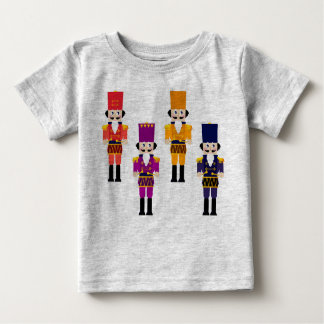 Kids t-shirt with London soldiers