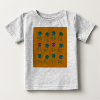 KIDS T-shirt with OCTOPUSES