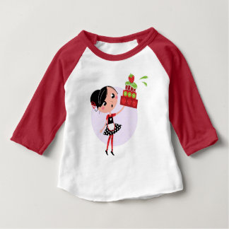 Kids t-shirt with original Illustration