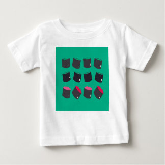 Kids t-shirt with sushis