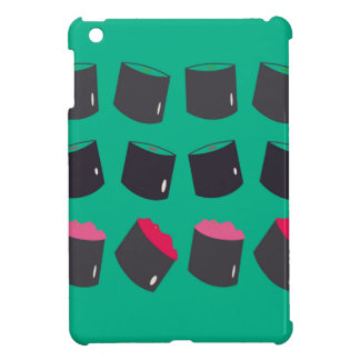 Kids t-shirt with sushis iPad mini covers