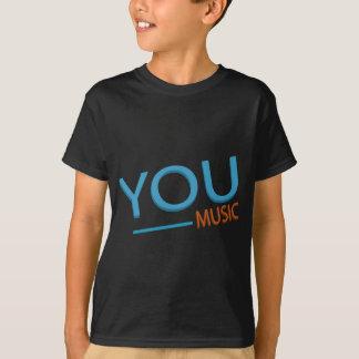 kids T - shirts - You music