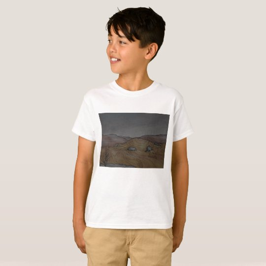"kids T ""The Old Church"" T-Shirt"