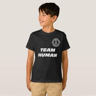 """Kids """"Team Human"""" T-Shirt"""