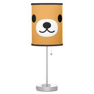 Kid's Teddy Bear Table Lamp
