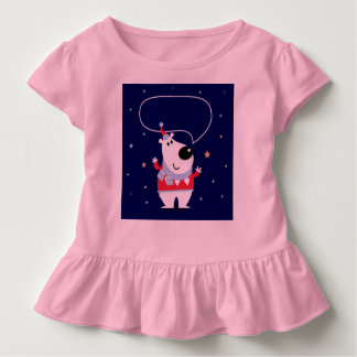 Kids teddy body Suit Toddler T-shirt