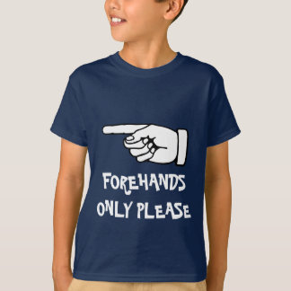 Kids tennis shirts with funny slogan saying quotes