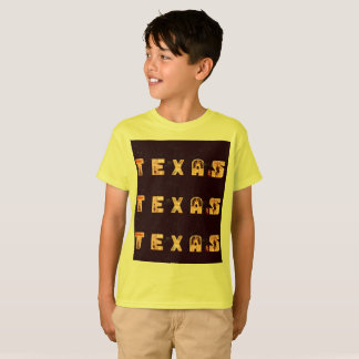 Kid's Texas Tee Shirt