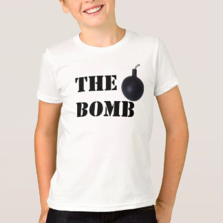 "Kid's ""The Bomb"" T-Shirt"