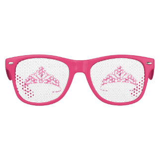 Kids Tiara Eyepster Party Shades