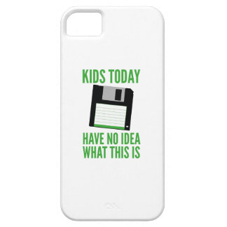 Kids Today Have No Idea What This Is iPhone 5 Cases