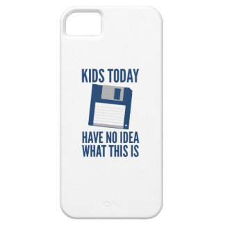 Kids Today Have No Idea What This Is iPhone 5 Cover