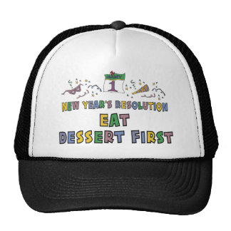 Kids, Toddler, Baby New Years Resolution Hats