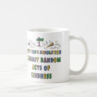 Kids, Toddler, Baby New Years Resolution Mugs