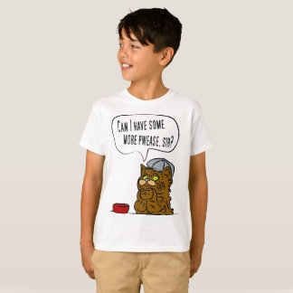 Kid's unisex Kittover twist t-shirt