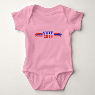 Kids Vote 2018 Baby Bodysuit