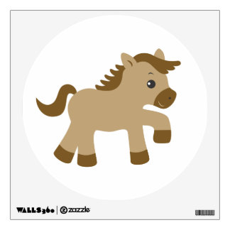 Kids Wall Art - Animals - Horse Wall Decal