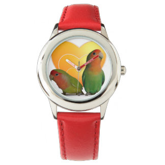 Kids Watch to Tell Time