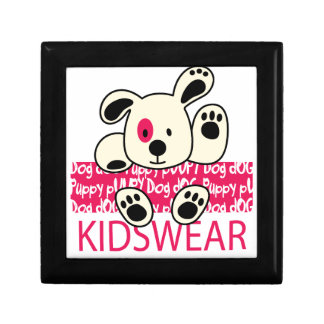 kids wear, baby dog gift box