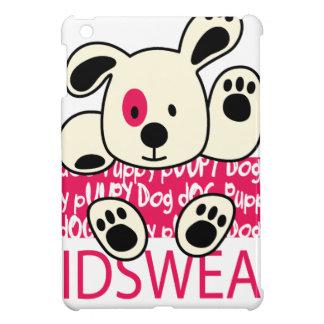 kids wear, baby dog iPad mini cases