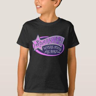 kids where stars are born sparkles shirt