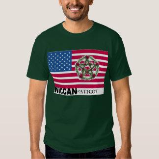 Kids Wiccan American T Shirt