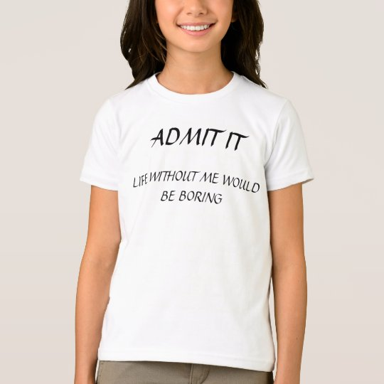 kids with attitude T-Shirt