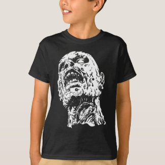Kids Zombie Horror Tshirt - Walking Dead