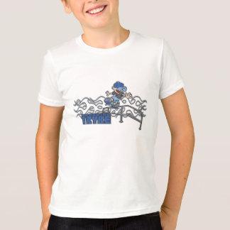 Kidslide Skateboarding Graphic T-Shirt