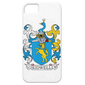 Kidwell Family Crest iPhone 5 Covers