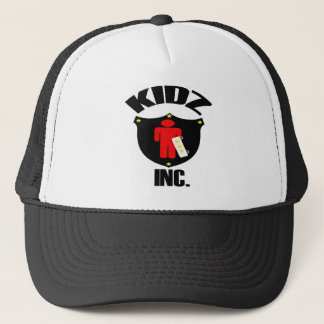 "KIDZ INCORP. - ""LOGO"" HAT"