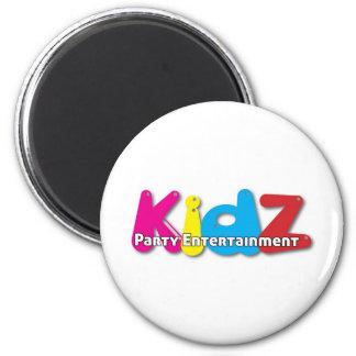 kidzparty magnet