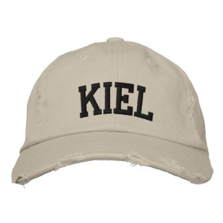 Kiel Embroidered Hat