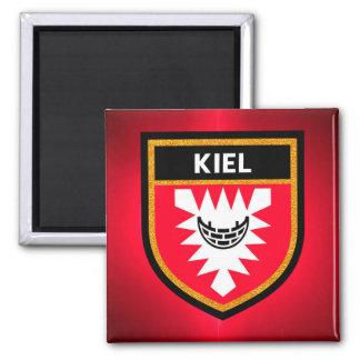 Kiel Flag Magnet