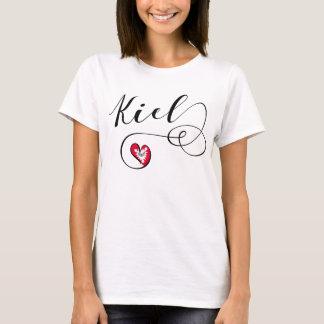 Kiel Heart Tee Shirt, Germany