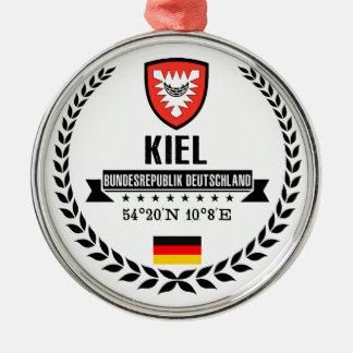 Kiel Metal Ornament