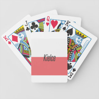 Kielce Bicycle Playing Cards