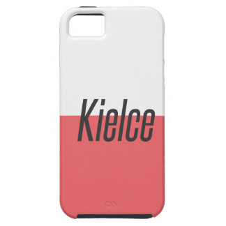 Kielce iPhone 5 Cover