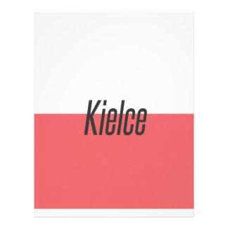 Kielce Letterhead