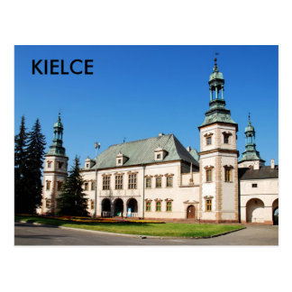 Kielce Postcard