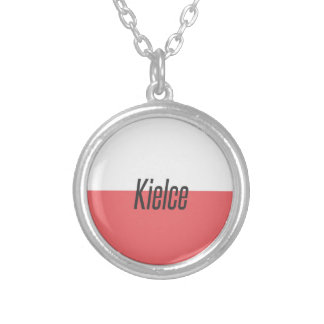 Kielce Silver Plated Necklace