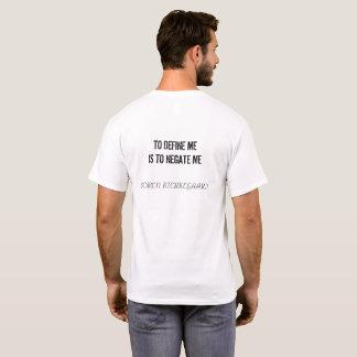 Kierkegaard Definition Shirt